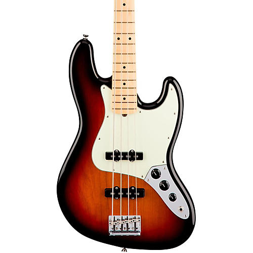 Fender American Professional Jazz Bass Maple Fingerboard