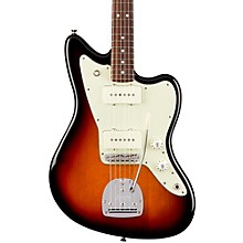 American Professional Jazzmaster Rosewood Fingerboard Electric Guitar Level 2 3-Color Sunburst 190839824875