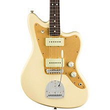 American Professional Jazzmaster Rosewood Neck Limited Edition Electric Guitar Olympic White