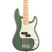 American Professional Precision Bass V Maple Fingerboard Antique Olive