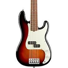 American Professional Precision Bass V Rosewood Fingerboard 3-Color Sunburst