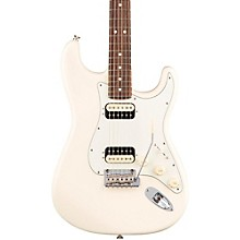 American Professional Stratocaster HH Shawbucker Rosewood Fingerboard Olympic White