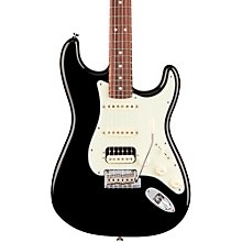 American Professional Stratocaster HSS Shawbucker Rosewood Fingerboard Electric Guitar Black