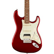 American Professional Stratocaster HSS Shawbucker Rosewood Fingerboard Electric Guitar Candy Apple Red