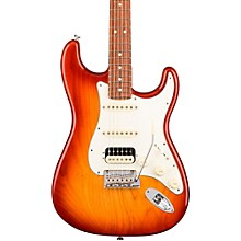 American Professional Stratocaster HSS Shawbucker Rosewood Fingerboard Electric Guitar Sienna Sunburst