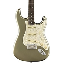 American Professional Stratocaster Rosewood Neck Limited Edition Electric Guitar Champagne