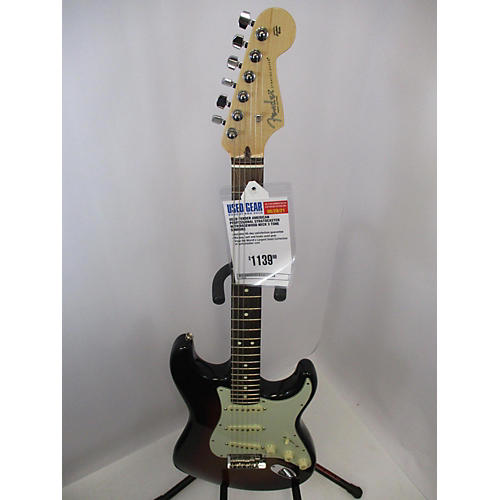 Fender American Professional Stratocaster With Rosewood Neck Solid Body Electric Guitar