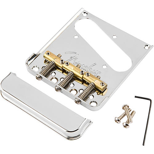 Fender American Professional Telecaster Bridge Assembly