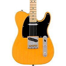 American Professional Telecaster Maple Fingerboard Electric Guitar Butterscotch Blonde
