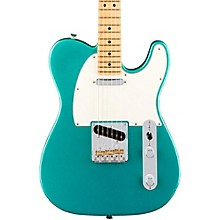 American Professional Telecaster Maple Fingerboard Electric Guitar Mystic Seafoam