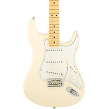 Fender American Special Stratocaster Electric Guitar with Maple Fingerboard