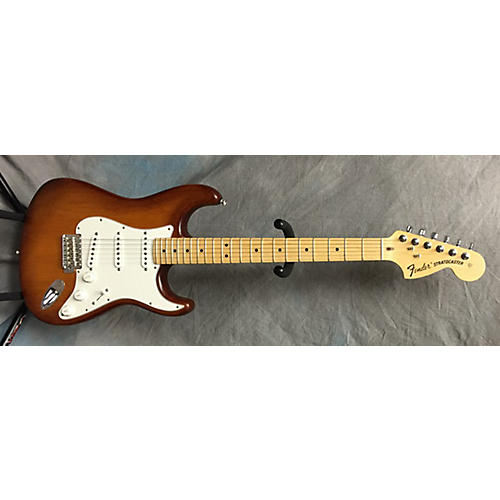 Fender American Special Stratocaster Honey Stain Solid Body Electric Guitar