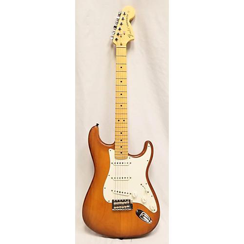 used fender american special stratocaster solid body electric guitar natural guitar center. Black Bedroom Furniture Sets. Home Design Ideas