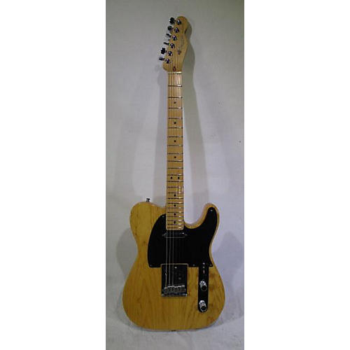Fender American Standard Hand Rubbed Ash Telecaster Solid Body Electric Guitar