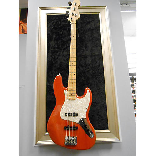 Fender American Standard Hand Stained Ash Jazz Bass Electric Bass Guitar