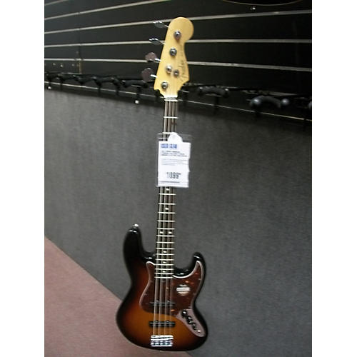 Fender American Standard Jazz Bass Electric Bass Guitar