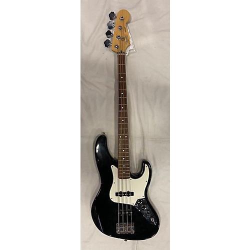 used fender american standard jazz bass electric bass guitar black guitar center. Black Bedroom Furniture Sets. Home Design Ideas