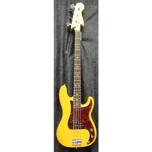 Fender American Standard Precision Bass Natural Electric Bass Guitar