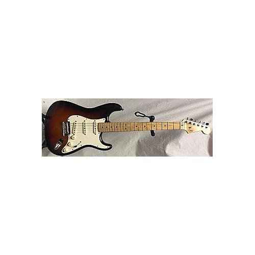 Fender American Standard SSS Stratocaster Solid Body Electric Guitar