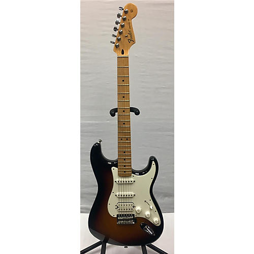 used fender american standard stratocaster hss mim solid body electric guitar guitar center. Black Bedroom Furniture Sets. Home Design Ideas
