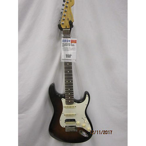Fender American Standard Stratocaster HSS Shawbucker Solid Body Electric Guitar