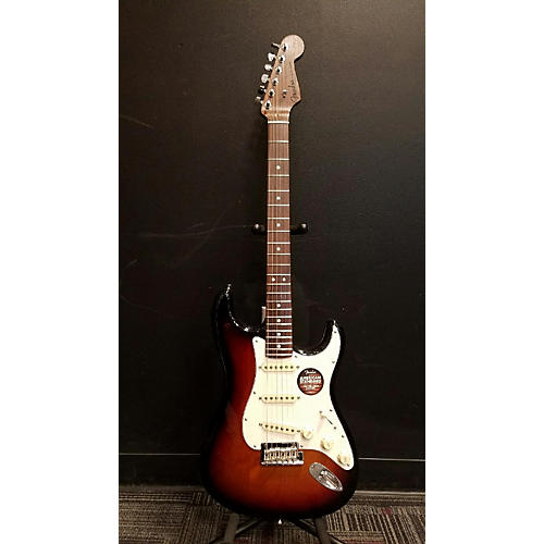 used fender american standard stratocaster rosewood neck solid body electric guitar guitar center. Black Bedroom Furniture Sets. Home Design Ideas