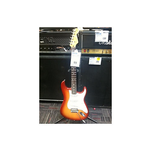 Fender American Standard Stratocaster Sienna Sunburst Solid Body Electric Guitar