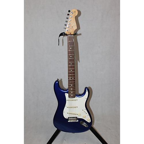 used fender american standard stratocaster solid body electric guitar sparkle blue guitar center. Black Bedroom Furniture Sets. Home Design Ideas