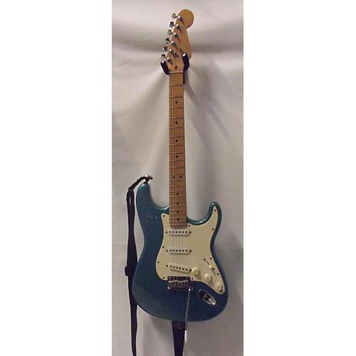 used fender american standard stratocaster solid body electric guitar blue guitar center. Black Bedroom Furniture Sets. Home Design Ideas