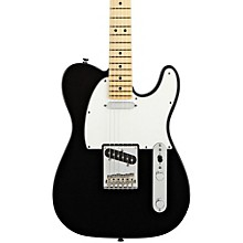 American Standard Telecaster Electric Guitar with Maple Fingerboard Black Maple Fingerboard
