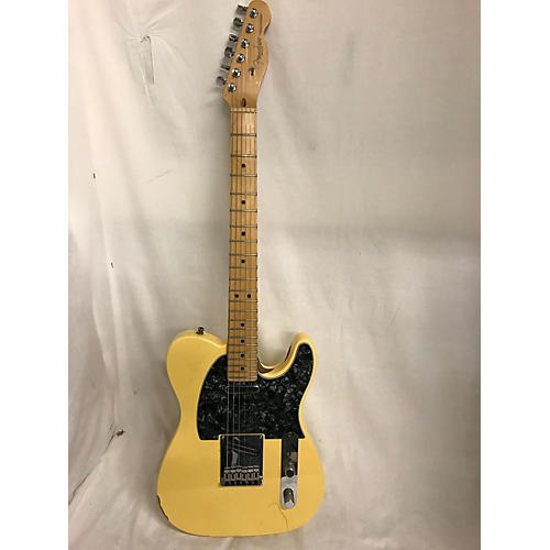 Can suggest American standard telecaster vintage white that