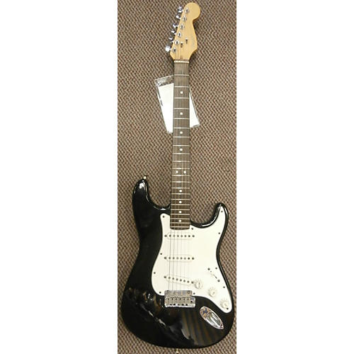 Fender American Stratocaster Black Solid Body Electric Guitar