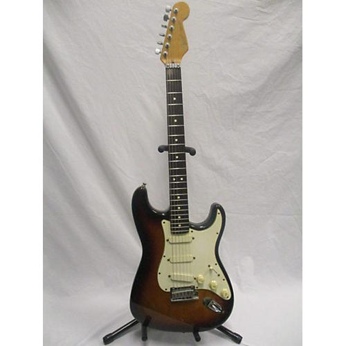 Fender American Stratocaster Plus Solid Body Electric Guitar