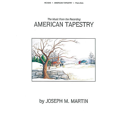 Shawnee Press American Tapestry Piano Collection composed by Various