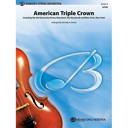 BELWIN American Triple Crown Grade 3