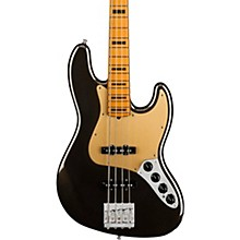 American Ultra Jazz Bass Maple Fingerboard Texas Tea