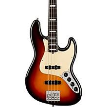 American Ultra Jazz Bass Rosewood Fingerboard Ultraburst