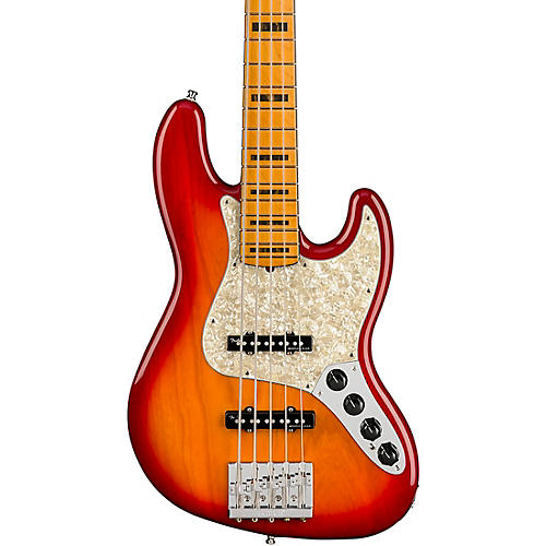Fender American Ultra Jazz Bass V 5-String Maple Fingerboard