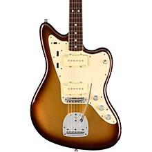 American Ultra Jazzmaster Rosewood Fingerboard Electric Guitar Mocha Burst