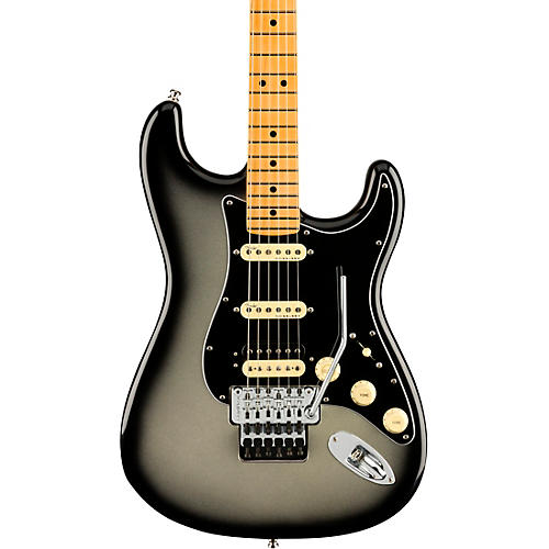 Fender American Ultra Luxe Stratocaster HSS Floyd Rose Maple Fingerboard Electric Guitar