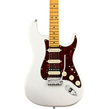 American Ultra Stratocaster HSS Maple Fingerboard Electric Guitar Arctic Pearl