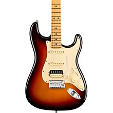 American Ultra Stratocaster HSS Maple Fingerboard Electric Guitar Ultraburst