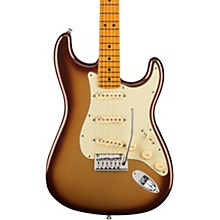 American Ultra Stratocaster Maple Fingerboard Electric Guitar Mocha Burst