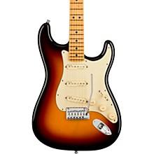 American Ultra Stratocaster Maple Fingerboard Electric Guitar Ultraburst