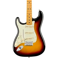American Ultra Stratocaster Maple Fingerboard Left-Handed Electric Guitar Ultraburst