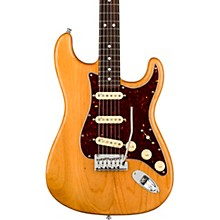 American Ultra Stratocaster Rosewood Fingerboard Electric Guitar Aged Natural