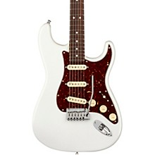 American Ultra Stratocaster Rosewood Fingerboard Electric Guitar Level 2 Arctic Pearl 190839842619