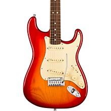 American Ultra Stratocaster Rosewood Fingerboard Electric Guitar Level 2 Plasma Red Burst 190839857385