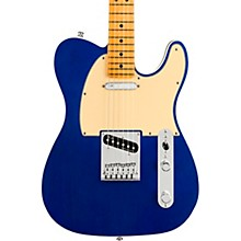 American Ultra Telecaster Maple Fingerboard Electric Guitar Cobra Blue