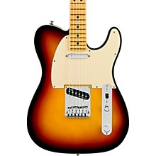 American Ultra Telecaster Maple Fingerboard Electric Guitar Ultraburst